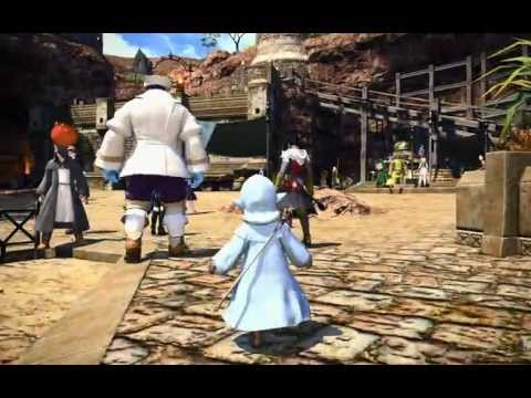 Final Fantasy XIV:ARR no Maximo
