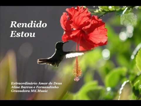 Aline Barros e Fernandinho - Rendido Estou