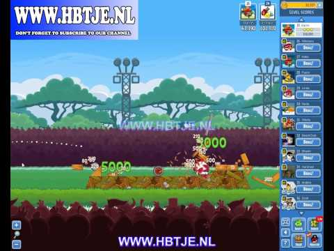 Angry Birds Friends Tournament Week 89 Level 2 high score 101k (tournament 2)