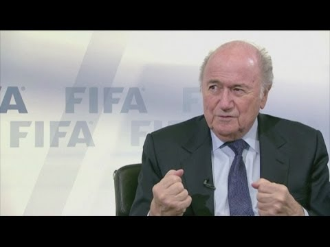 Brazil will host the 'best ever' World Cup, says Blatter