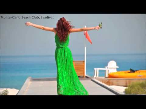 Madorasindahouse travelling to Montecarlo Beach Club Saadiyat, Abu Dhabi (Mixed by Koast)