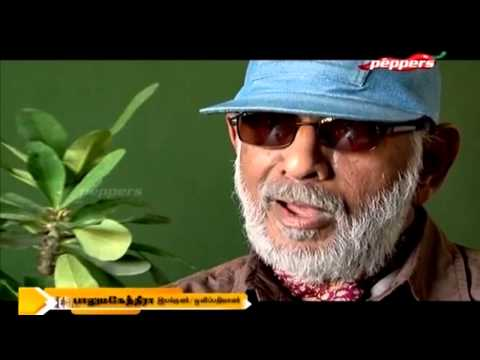 Balu Mahendra interview
