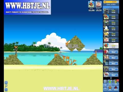 Angry Birds Friends Tournament Week 66 Level 1 High Score 131k (tournament 1)