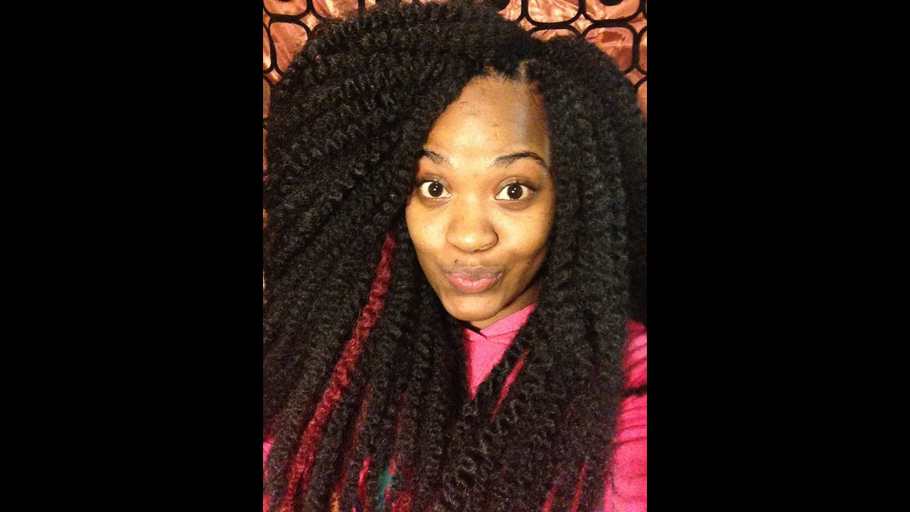 Crochet Marley Hair Youtube : Crochet Marley Hair - YouTube