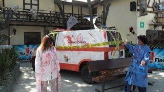 Festival Del Terror-- Six Flags Mexico 2013