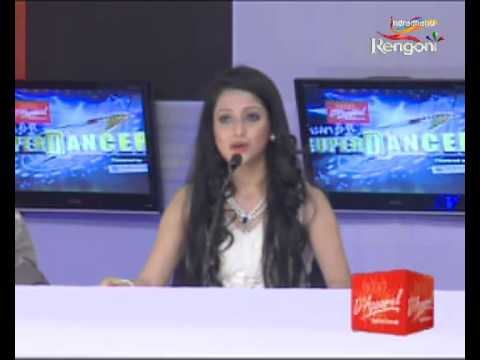 JUNIOR SUPER DANCER Epi 3 Part 5 RENGONI TV
