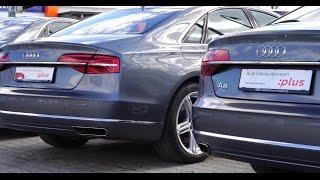 Сумасшедшая потеря стоимости за 1 год Audi A8 2016. Осмотр. Денис Рем Дестакар