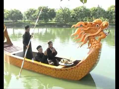 Hát quan họ trên thuyền 1