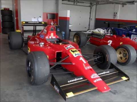 FERRARI F1-90 ALAIN PROST SPORT ET COLLECTION 2013