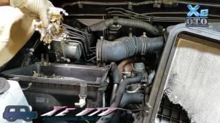[Xe oto] Xem chuột phá làm cho động cơ nổ rồi tắt.#126.