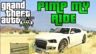 GTA V Pimp My Ride #24 Bravado Buffalo (Dodge Charger