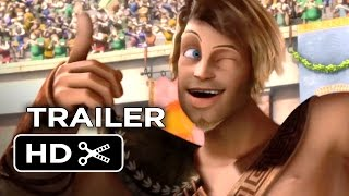 Gladiators Of Rome Official US Release Trailer (2014