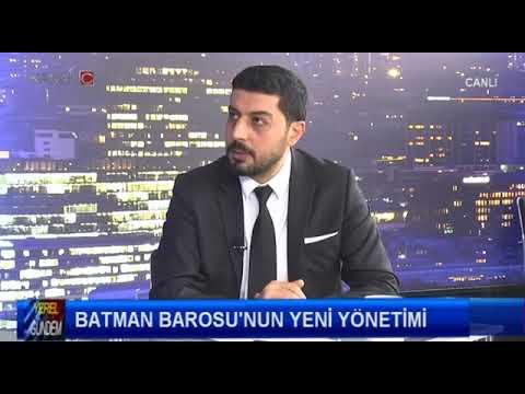 Baro Başkanımız Kanal C'de canlı yayına konuk oldu