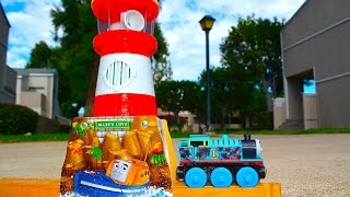 Thomas And Friends BLUFF'S COVE LIGHTHOUSE 2014 Wooden Toy