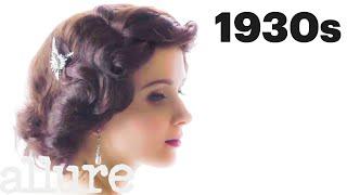 100 Years of Bridal Hair | Allure