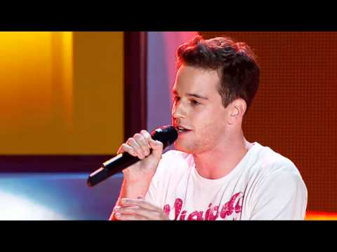 The Voice Australia: Ben Hazlewood (@benhazlewood) sings Breakeven