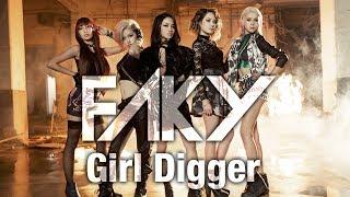 FAKY「Girl Digger」
