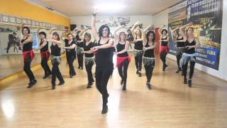 Marina Melis & Dj.Berta Ballo ''Toro Loco''17/04/2014