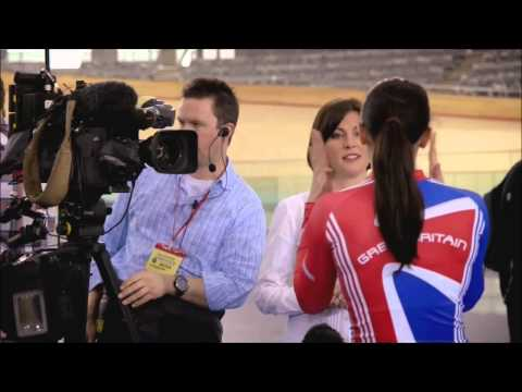 Victoria Pendleton: Cycling's Golden Girl [Part 2/4]
