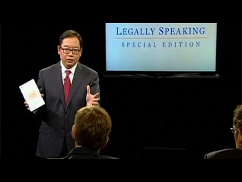 The Trial of Edward Snowman--Legally Speaking (Special Edition)