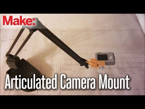 DIY Hacks & How To's: Articulated Camera Stand
