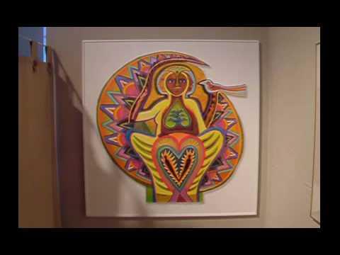 Hanson Howard Gallery:  Betty LaDuke, March 2009