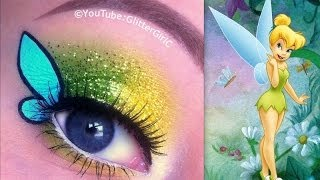 TinkerBell Makeup Tutorial