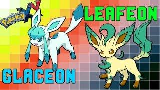 Como Evolucionar A Eevee A Glaceon Y Leafeon En Pokemon X Y