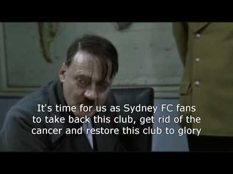 Hitler rants about Frank Farina managing Sydney FC (Part 2)
