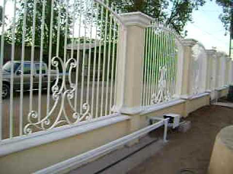 Herreria y puertas automaticas en hermosillo sonora 662 for Puerta de herreria