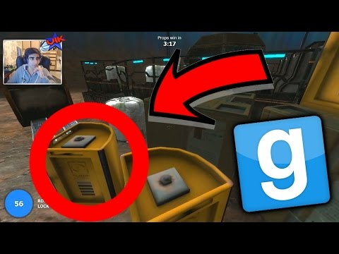 BEST HIDING SPOT?!' - GMOD Prop Hunt Funny Moments #14 (Garry's Mod)
