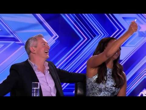 The X Factor UK 2014 - Top 5 Emotional and Funny - Room Auditions Week