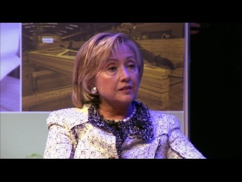 Hillary Clinton On the Global Progress of Women