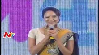 Lakshmi Manchu gets emotional at Mohan Babu's '40th year in films' fete