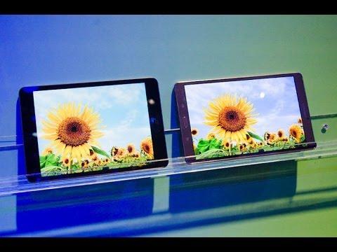 Samsung Galaxy Tab S Hands On