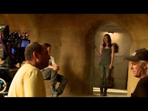 The Host - Behind the scenes - Part II.720