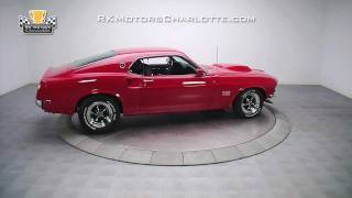 132700 / 1969 Ford Mustang Boss 429