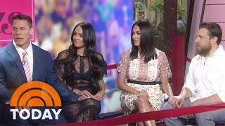Get A 'Total Bellas' Preview From Nikki And Brie Bella, John Cena, Daniel Bryan | TODAY