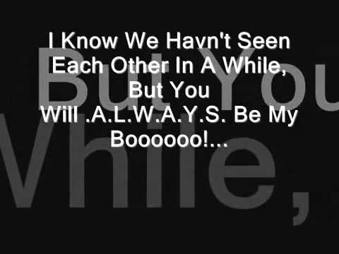 My Boo   Usher Ft  Alicia Keys   Full Song  Lyrics Video!