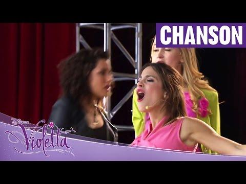 """Violetta saison 2 - """"Juntos somos mas"""","""