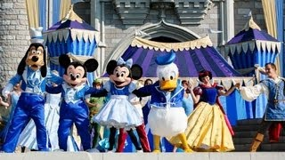 The Dream Along With Mickey Show At Walt Disney World's