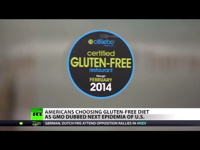 Future Epidemic? Monsanto GM foods cause gluten-related illnesses
