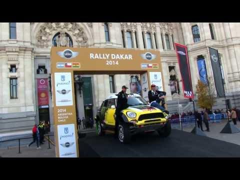 Equipo Mini Dakar 2014
