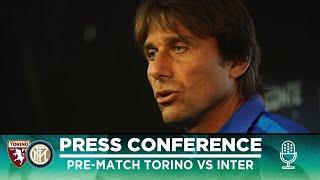 TORINO vs INTER | Antonio Conte Pre-Match Press Conference LIVE 🎙⚫🔵?? [SUB ENG]
