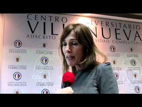 Entrevista a Yolanda Sacristán, Directora de Vogue - Un vídeo de cuv3.com