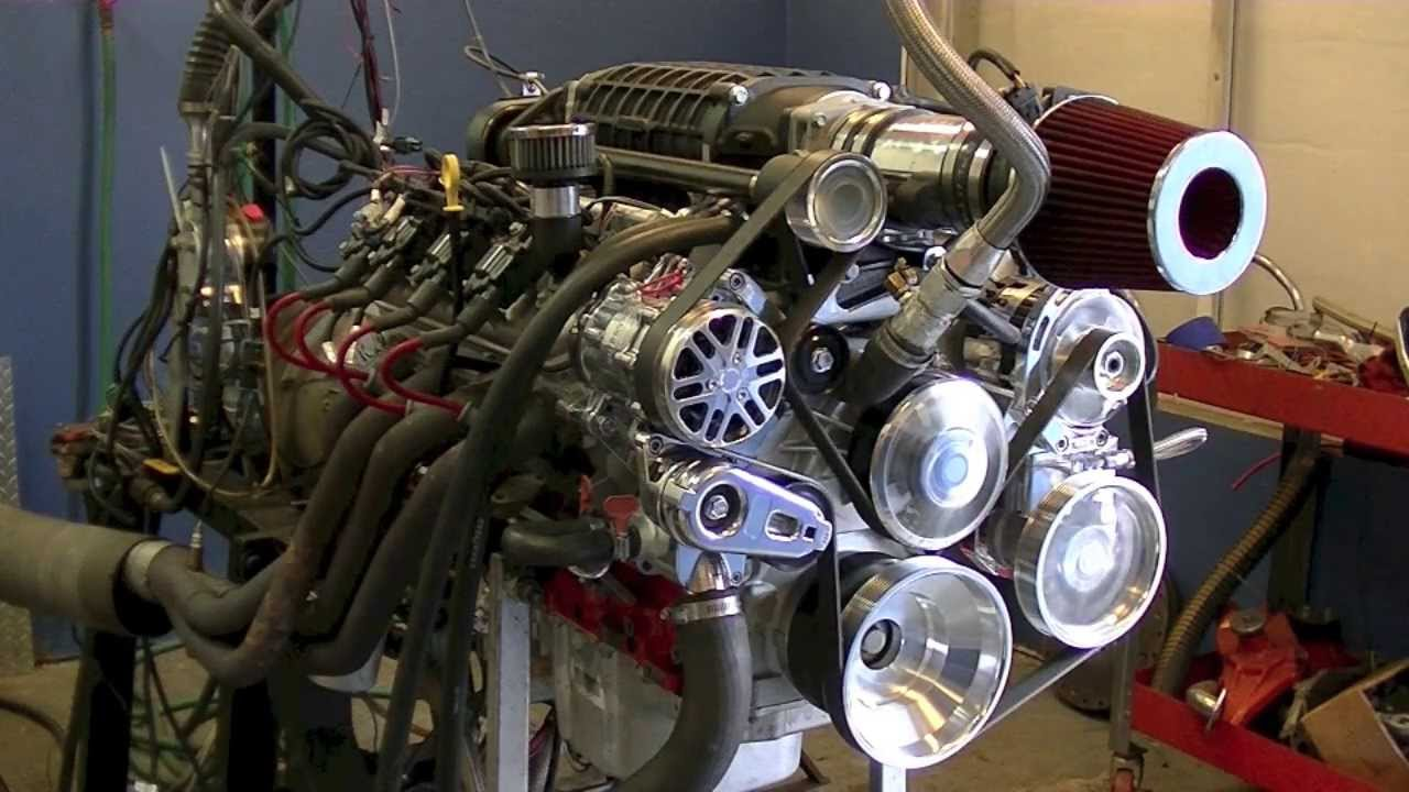 Pace Performance 427 Copo Camaro Engine Autos Post