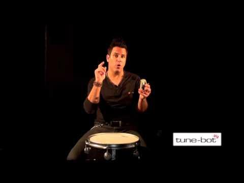 Tune Bot Gig Drum Tuner