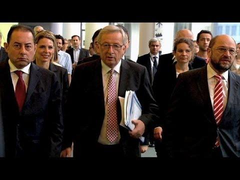 Europaparlament stimmt über Juncker ab