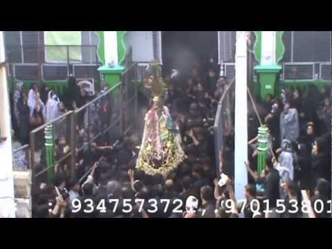 10th Muharram (Ashura) Juloos 1434,2012 Hyderabad, India