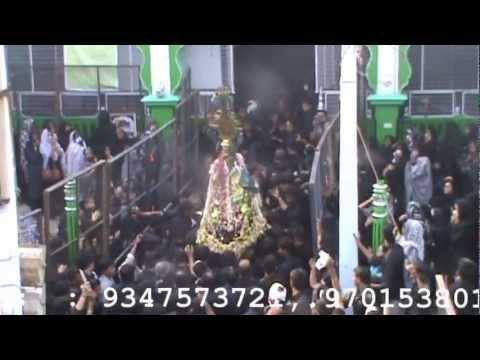 10th Muharram (Ashura) Juloos 1434,2012 Hyderabad, India